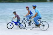 Enfant a Vélo