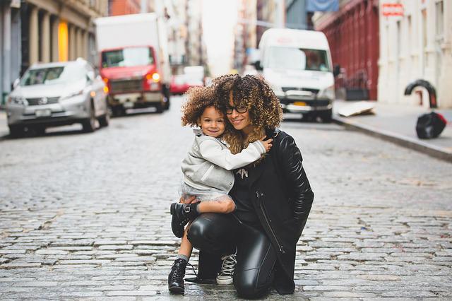 Etudes sur les enfants de familles monoparentales et classiques