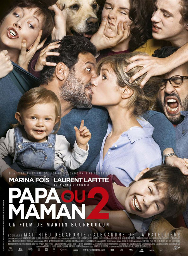 Papa ou maman 2 de Martin Bourboulon