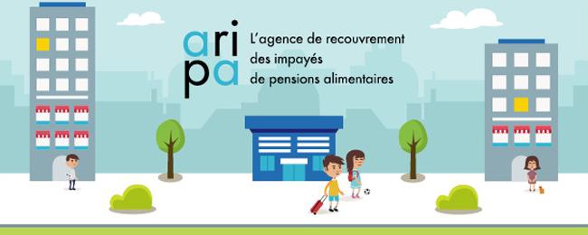 service public de versement des pensions alimentaires