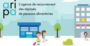 Le service public de versement des pensions alimentaires en vigueur