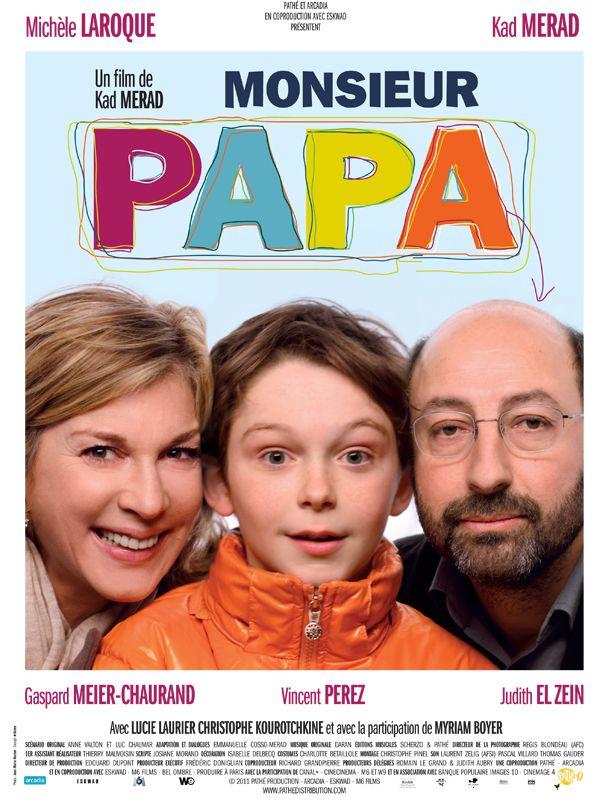Monsieur Papa de Kad Merad