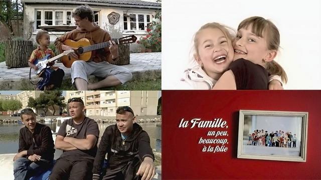 La famille, un peu, beaucoup, à la folie