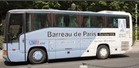 Barreau de Paris à Paris Plage