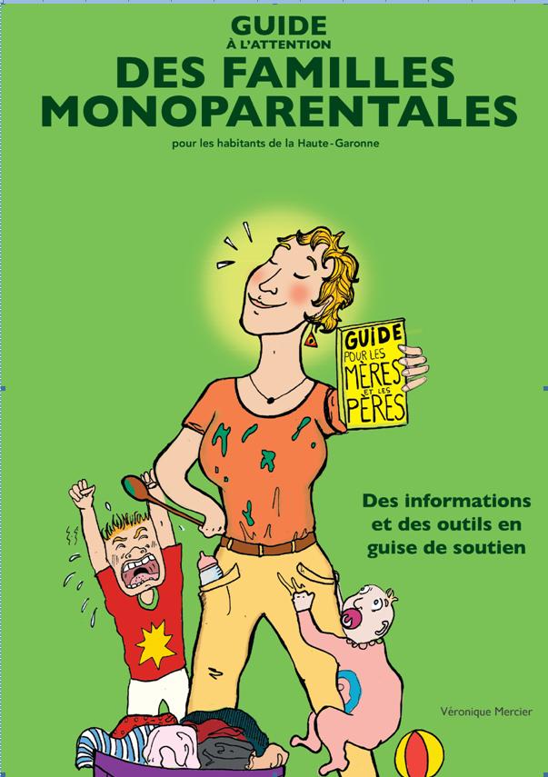 Guide à l'attention des familles monoparentales pour les habitants de la Haute-Garonne