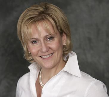 Nadine Morano secrétaire d'Etat chargée de la Famille