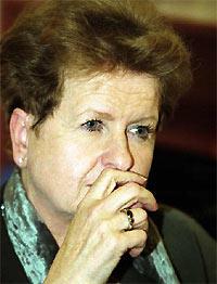 Claire Brisset, défenseur des enfants