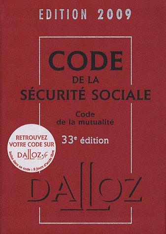 code securite sociale