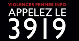 3919 : numéro de téléphone pour les victimes de violences conjugales