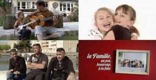 La famille, un peu, beaucoup, à la folie : France 5, mardi 7 février 2012