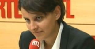 Pensions alimentaires impayées : Najat Vallaud-Belkacem fait des propositions