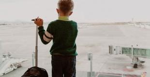 Décret précisant l'interdiction de sortie du territoire d'un mineur