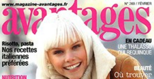 La colocation monoparentale - magazine Avantages de Février 2011