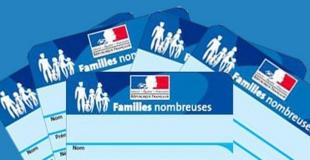 La carte Familles Nombreuses étendue aux familles modestes et aux familles monoparentales