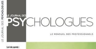 Autorité parentale et intérêt de l'enfant - Journal des psychologues (nov. 2014)