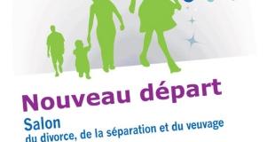 1er salon du divorce, de la séparation et du veuvage, en France les 7 et 8 novembre 2009