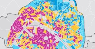 Une étude sur les familles parisiennes : toujours plus de familles monoparentales
