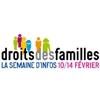 8ème Semaine d'Information sur les Droits des Familles du 10 au 14 février 2014