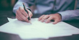 Signature du Protocole préparant l'expérimentation d'une garantie contre les impayés de pensions ali