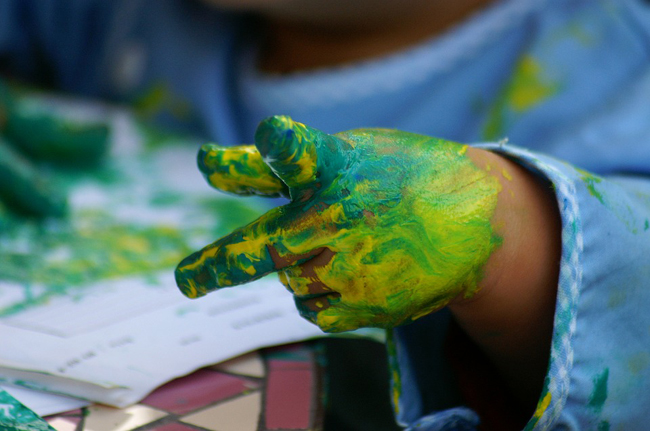 enseignements artistiques à l'école