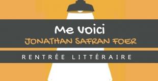 Nouveau roman de Safran Foer sur la décomposition du couple