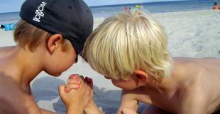 Partir en vacances même après une séparation