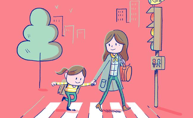 Parent solo : avec (ou sans) l'aide de l'autre parent, élever ses enfants avec zen et bienveillance de Valérie Roumanoff