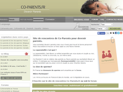 Co-parents, lien entre futurs parents et donneurs de sperme