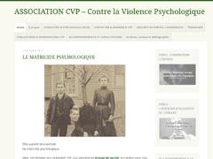 Association CVP – Contre la Violence Psychologique