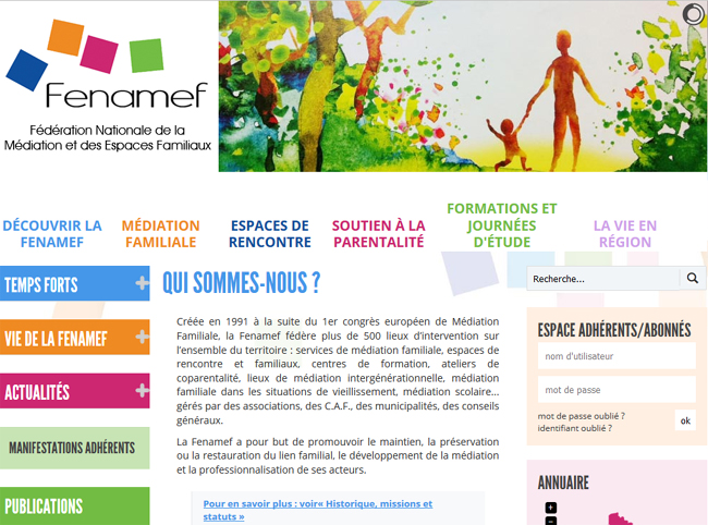 Médiation Familiale (FENAMEF)