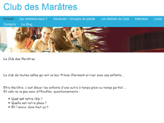 Club des Marâtres