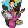 Un billet humoristique sur le congé parental par Karine Sicourmat