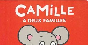 Camille a deux familles de Ophélie TEXIER