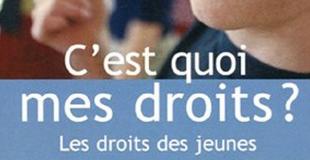 C'est quoi mes droits ? : Les droits des jeunes de INJEP, Katy BOUSQUET, Thierry OUAZAN, Anne-Marie
