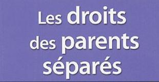 Le droits des parents séparés de Claude Lienhard