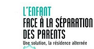 L'enfant face à la séparation des parents de Gérard NEYRAND