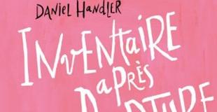 Inventaire après rupture de Daniel HANDLER