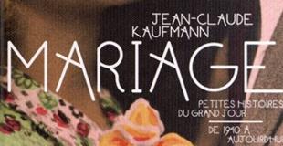 Mariage de Jean-Claude KAUFMANN