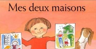 Mes deux maisons de Claire MASUREL