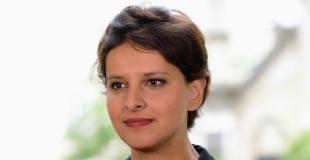 Interview de Najat Vallaud-Belkacem, ministre des Droits des femmes