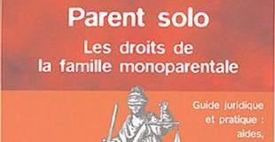 Parent solo : Les droits de la famille monoparentale de Anne Watrelot-Lebas
