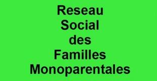 Réseau Social des Familles Monoparentales de Haute-Garonne (31)