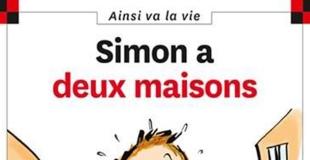 Simon a deux maisons de Dominique de SAINT MARS