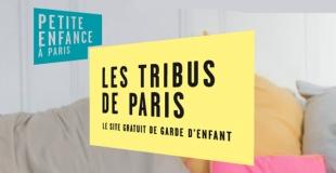 Les Tribus de Paris, site gratuit d'annonces de garde d'enfant