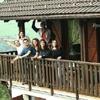 Séjour dans les Vosges entre parents solos