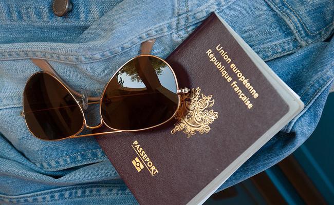 Formalités pour un passeport