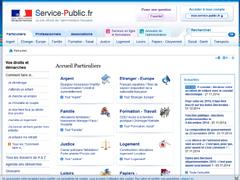 Service Public : le Portail de l'Administration Française