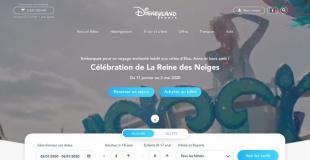 Sortie Disneyland Paris