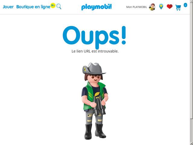 Sortie au Playmobil Park