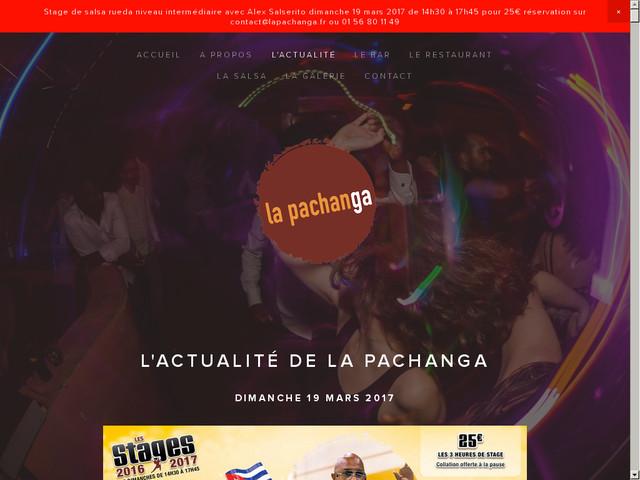 Soirée salsa à La Pachanga (75014)